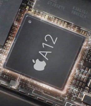 ۲۰ درصد سرعت بیشتر و ۴۰ درصد بهرهوری بالاتر در تراشه A12 اپل